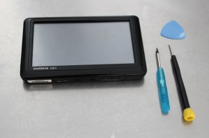 guide de reparation garmin nuvi 1440