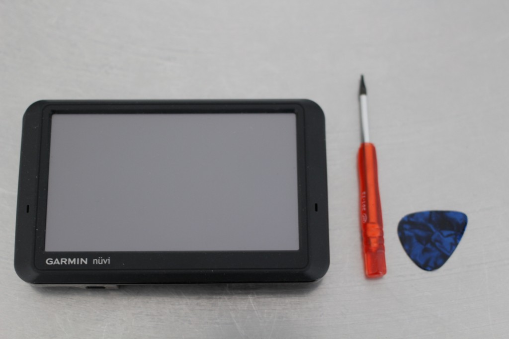 reparation de GPS garmin 765