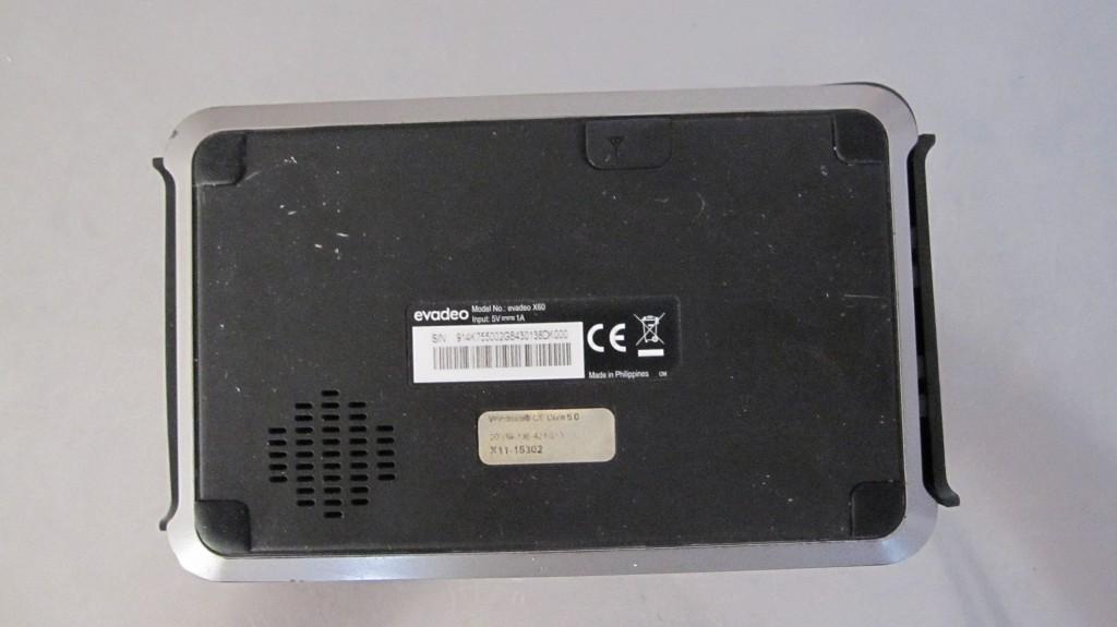 demontage et reparation du GPS evadeo IGN x60