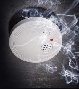 module de detection de fumée