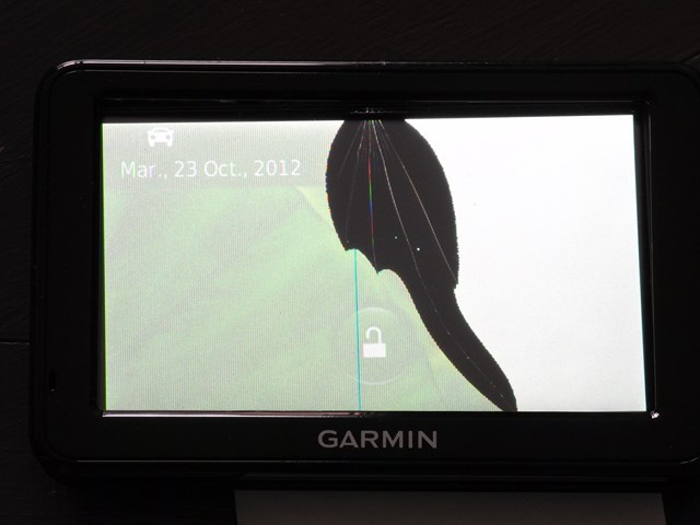 reparation pas chere de GPS garmin