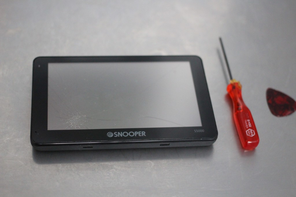 reparation gps snooper S5000