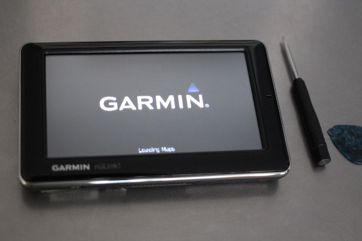 GPS garmin ne tien plus la charge