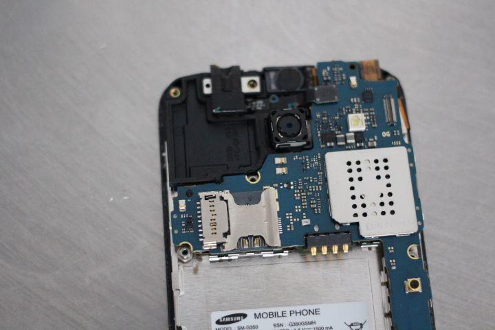 reparation diy sSamsung Galaxy core plus