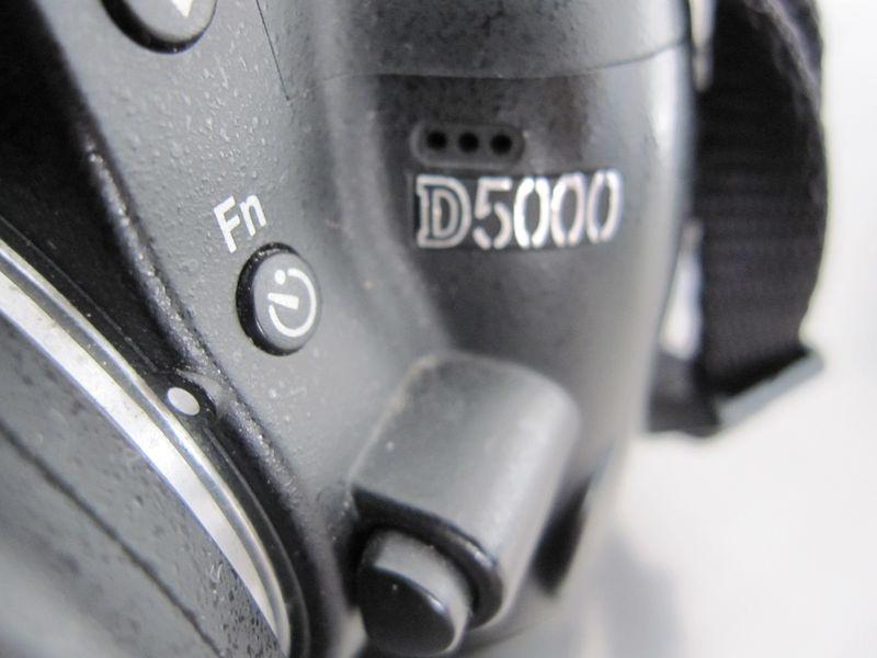 reparer nikon d5000 ecran casse nikon d5000 reflex