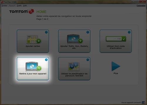 TomTom Map Share est une technologie unique qui vous permet de mettre à jour et de personnaliser instantanément vos cartes de navigation. Entre chaque édition, vous pouvez apporter des corrections à votre carte (comme les routes fermées et les points d'intérêt).
